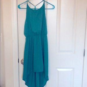 NEEDLE & THREAD hi-lo dress